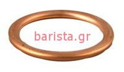 Εικόνα της Rancilio Z-9/z-11/s-20 Retention / Expansion Valves Copper Gasket