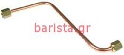 Εικόνα της San Marco  Ns-85/europa 95/golden Coffe/sprint/pipes Water Tap (2) 3/4gr Right Steam Tap Pipe
