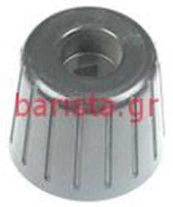 Εικόνα της San Marco  Ns-85/europa 95/golden Coffee/sprint Steam-water Taps (1) Black Golden Tap Handle