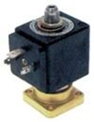 Picture of San Marco  Ns-85/europa-95/sprint/golden Coffee Solenoid Group (2) 110v C.c Lucifer Solenoid
