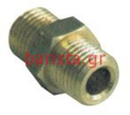 Picture of San Marco  Ns-85/europe-95/sprint/golden Coffee Inlet Tap-retention Valve 1/4 X 1/4 Fitting