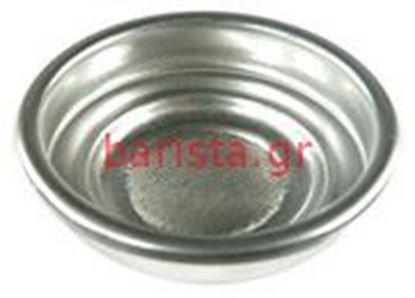 Εικόνα της Ascaso Steel Duo Prof Group -6/2009 1 Cup Pod Filter
