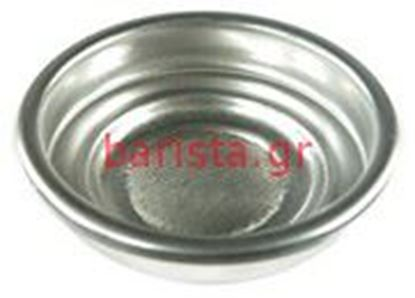 Picture of Ascaso Fixed / Prof / Capsule Filterholders -04/2012 1 Cup Pod Filter