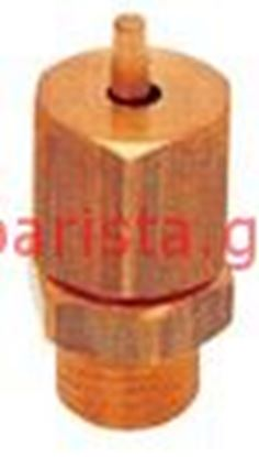 Picture of Wega Mininova ατμού-νερού Tap καζάνι 1 4 Empty βαλβίδα