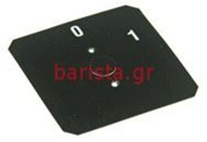 Picture of Wega Evd Display Airy/Orion Plus/Sphera/Polaris Electric Components 0 - 1 Round Sticker