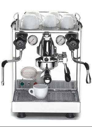 ecm barista μηχανή καφέ