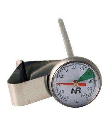 analog themometer