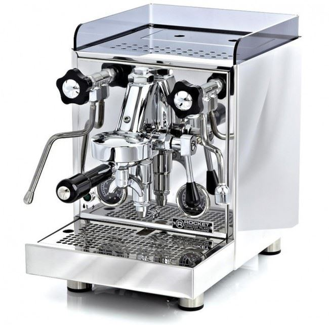 rocket espresso cellini evoluzione espresso machine v2