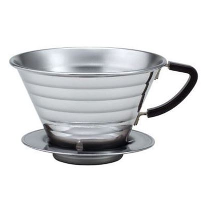 kalita wave dripper 185 stainless steel
