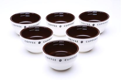ceramic cupping bowl