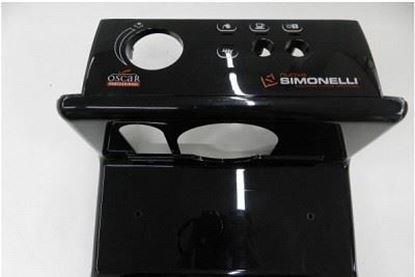 Picture of Nuova Simonelli Oscar Frontal Plastic Body Black