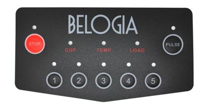 Picture of Belogia Μπλέντερ Πληκτρολόγιο (σχέδιο Νο24)