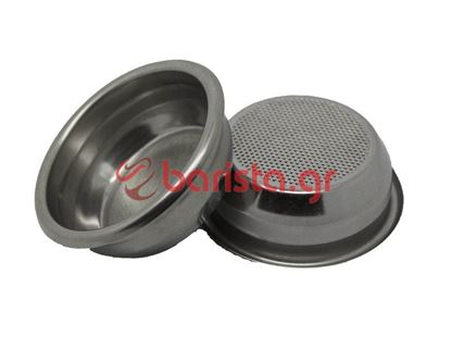 Εικόνα της 2Cups Filter For Prof.Filter Holder 58mm