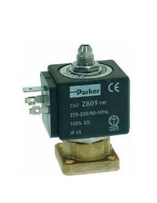 Picture of 3 Ways Solenoid Valve 230V