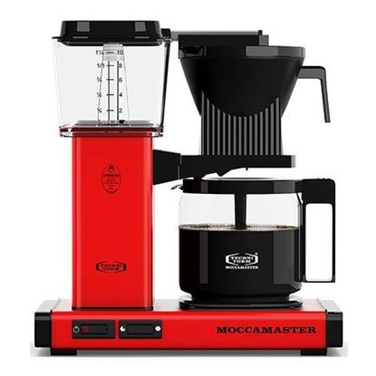 Picture of Coffee Machine KBG Red