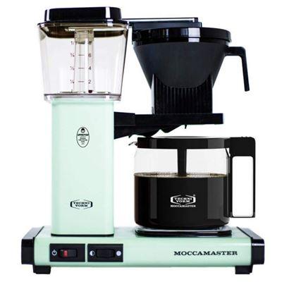 Moccamaster KBG Μηχανή Καφέ Φίλτρου