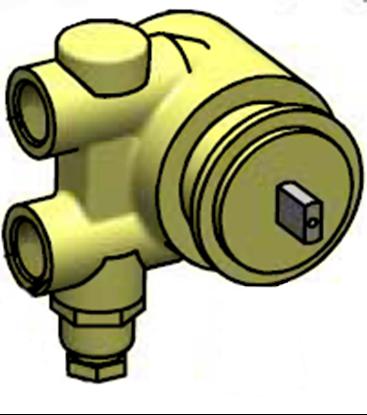 Rotary pump 50l/h