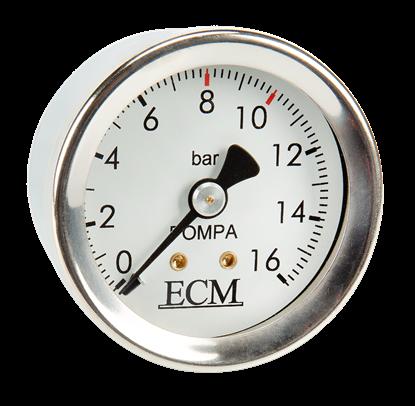 """Boiler pressure gauge """"retro"""""""