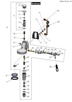 Εικόνα της Brew Group E61 ECM