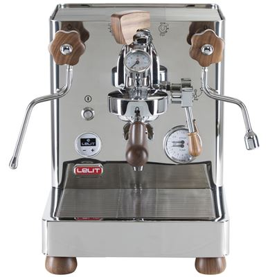 LELIT PL162T BIANCA COFFEE MACHINE