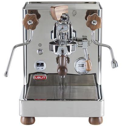 LELIT PL162T BIANCA COFFEE MACHINE