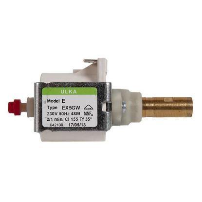 Ulka Vibration Pump EX5 GW 230V 50/60Hz Brass Outlet