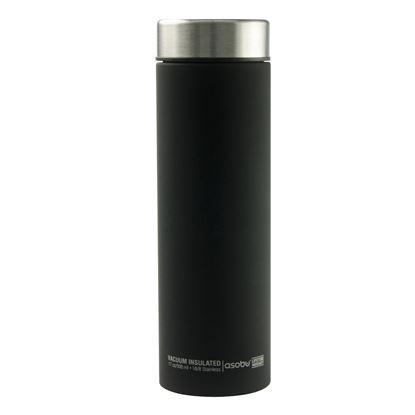 Le Baton 500ml Black & Silver