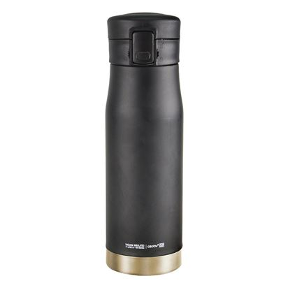 Liberty Canteen 500ml Black & Gold