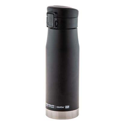 Liberty Canteen 500ml Black & Silver
