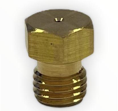 GICLEUR M6 x 0.75 hole 0.7mm diameter