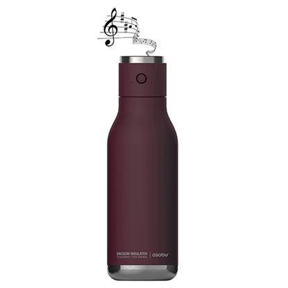 Asobu Wireless bottle Burgundy