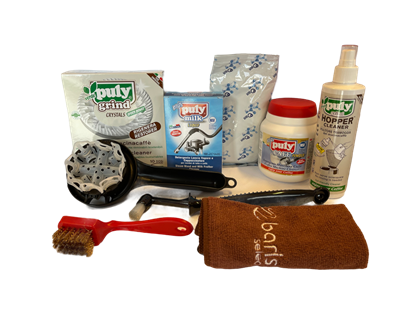 Cleaning Kit Barista Selections