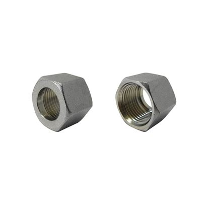 NUT 3/8 HOLE D.13MM H.15MM FOR STEAM MALE CONE