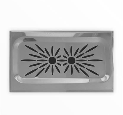 LELIT St. Steel Cover for Water Tray PL41 EM