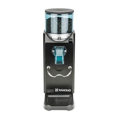 Rocky SD grinder flat burrs 50mm - Black