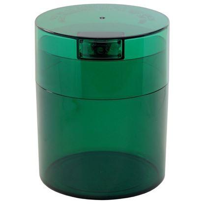 CoffeeVac 250gr - green clear tint, green tint cap